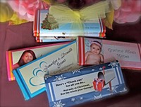 Personalized Candy wrappers for all occasions