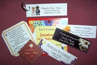 Great Favors - Personalized Favor Tags